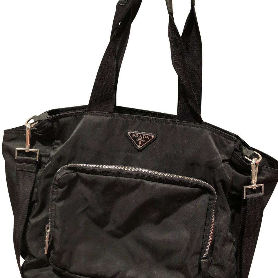53ef8c5f99 purchase prada nylon diaper bag 6e937 c0941