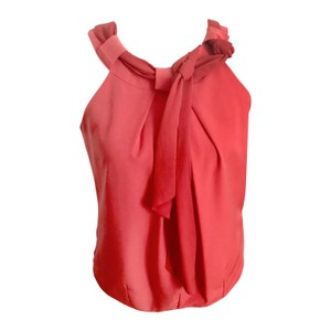 Zara Scarf Red Halter Top