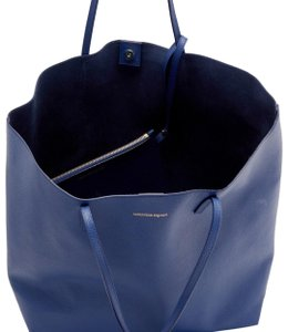 Alexander McQueen Tote in Navy Blue