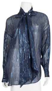 By Malene Birger Button Down Shirt blue