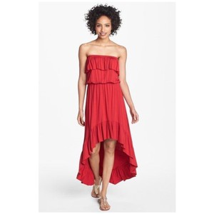 Red Maxi Dress by FELICITY & COCO