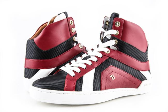 Item - * Red/Black/White High-top Sneakers Shoes