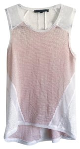 Generation Love Top white, pink, nude