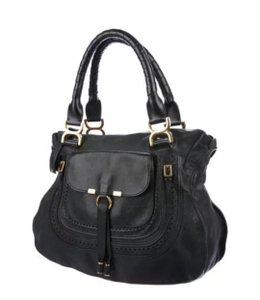 Chloé Satchel in Black
