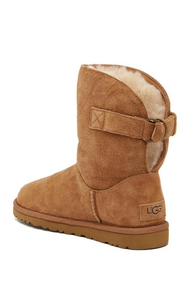 eaa418dd9c1 UGG Australia Chestnut Remora Buckle Boots/Booties Size US 9 Regular (M, B)  22% off retail