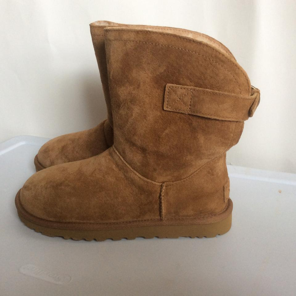 225e6dbf611 UGG Australia Chestnut Remora Buckle Boots/Booties Size US 9 Regular (M, B)  22% off retail
