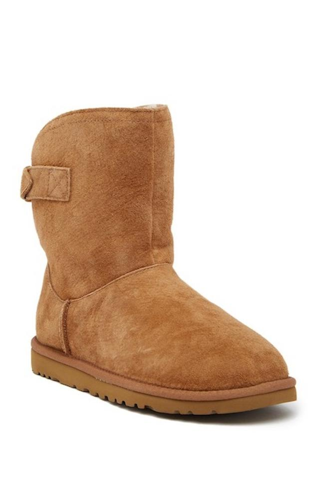 a43badea3f9 UGG Australia Chestnut Remora Buckle Boots/Booties Size US 7 Regular (M, B)  22% off retail