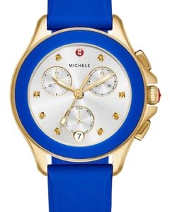 Michele $450 NWT MICHELE ' Cape ' Chrono Watch MWW27C000013