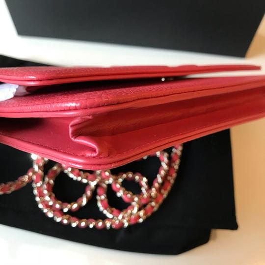 Chanel Clutch Woc Timeless Woc Wallet On Chain Cross Body Bag Image 3