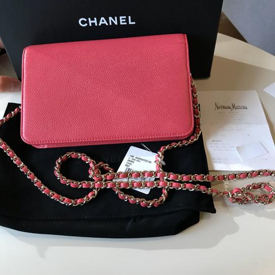 Chanel Clutch Woc Timeless Woc Wallet On Chain Cross Body Bag Image 4