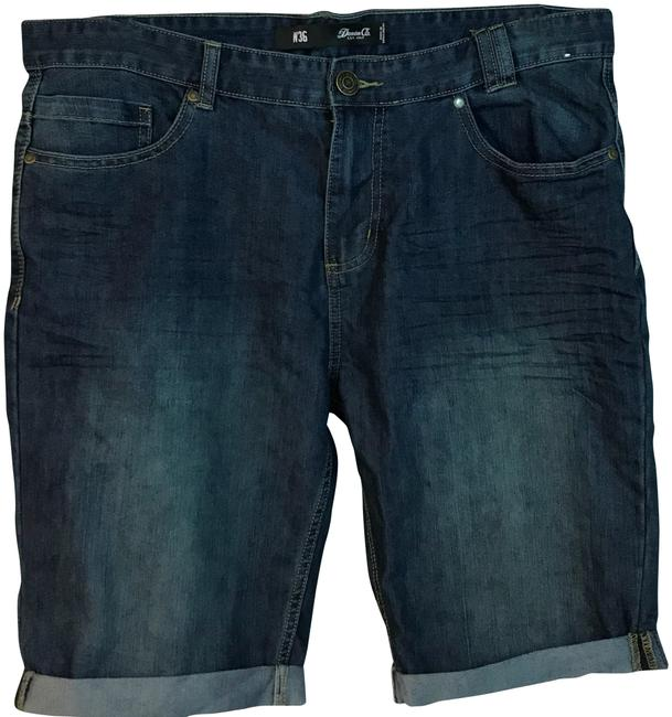 Preload https://img-static.tradesy.com/item/23871709/denim-and-co-blue-denim-and-co-cotton-36-cuffed-shorts-size-14-l-34-0-1-650-650.jpg