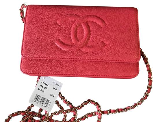 Preload https://img-static.tradesy.com/item/23871793/chanel-timeless-wallet-on-chain-new-cc-caviar-gold-hw-coral-leather-cross-body-bag-0-1-540-540.jpg