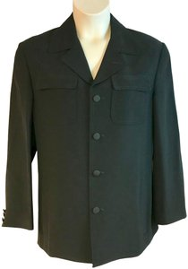 Gianfranco Ferre Jacket Black Blazer
