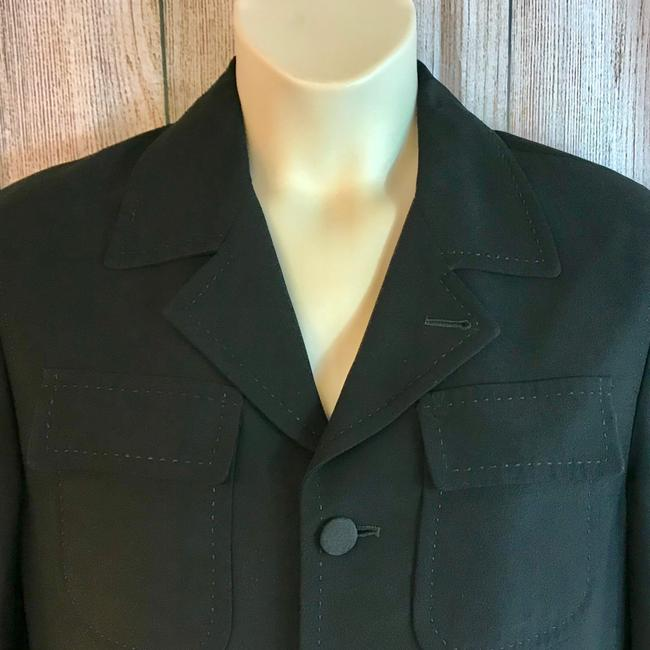 Gianfranco Ferre Jacket Black Blazer Image 1
