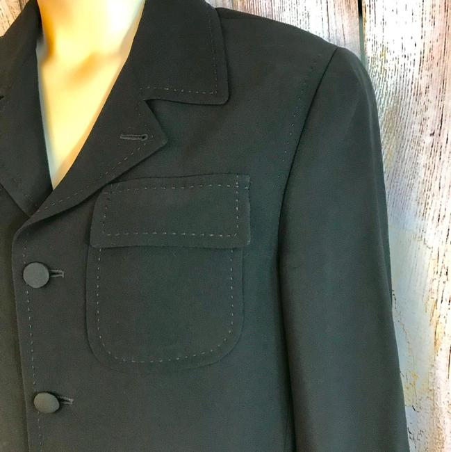 Gianfranco Ferre Jacket Black Blazer Image 3