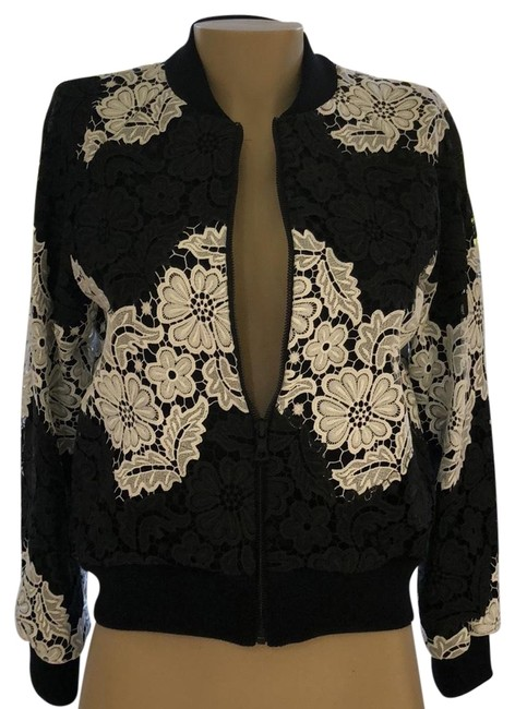 Preload https://img-static.tradesy.com/item/23871907/alice-olivia-black-and-white-felisa-lace-bomber-by-stacey-bendet-cc702d90206r-jacket-size-4-s-0-1-650-650.jpg