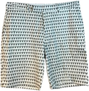 RLX Ralph Lauren Bermuda Shorts Black/White