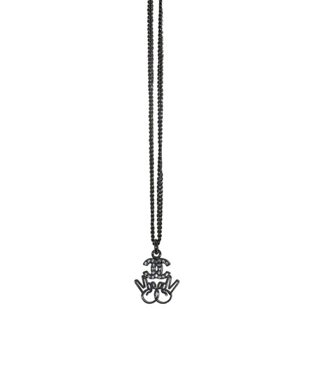 Preload https://img-static.tradesy.com/item/23872223/chanel-silver-necklace-0-4-540-540.jpg