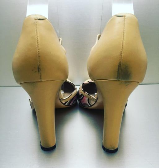 Chanel Christian Louboutin beige Pumps Image 4