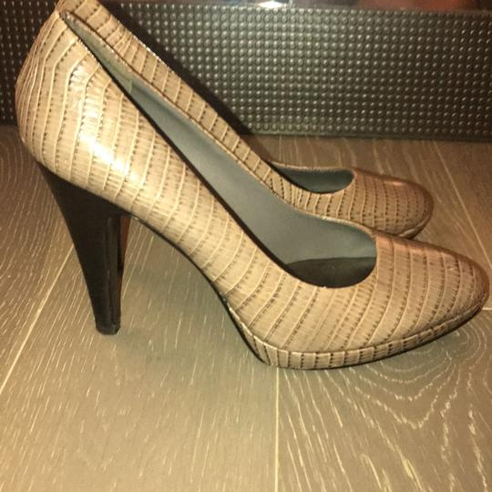 Nine West grey Pumps Image 3