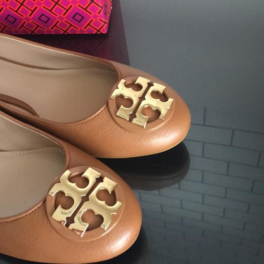 Tory Burch tan Flats Image 11