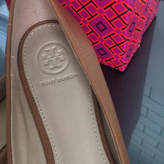 Tory Burch tan Flats Image 4