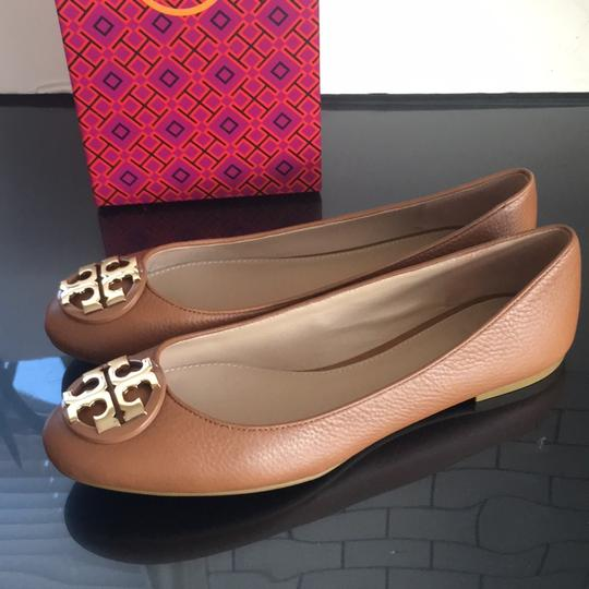 Tory Burch tan Flats Image 6