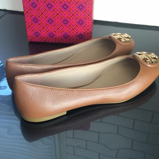 Tory Burch tan Flats Image 8