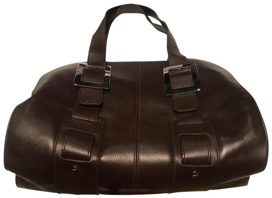Preload https://img-static.tradesy.com/item/23873048/roger-vivier-brown-leather-tote-0-1-540-540.jpg