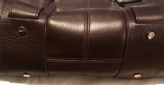 Roger Vivier Leather Buckles Tote in Brown Image 2