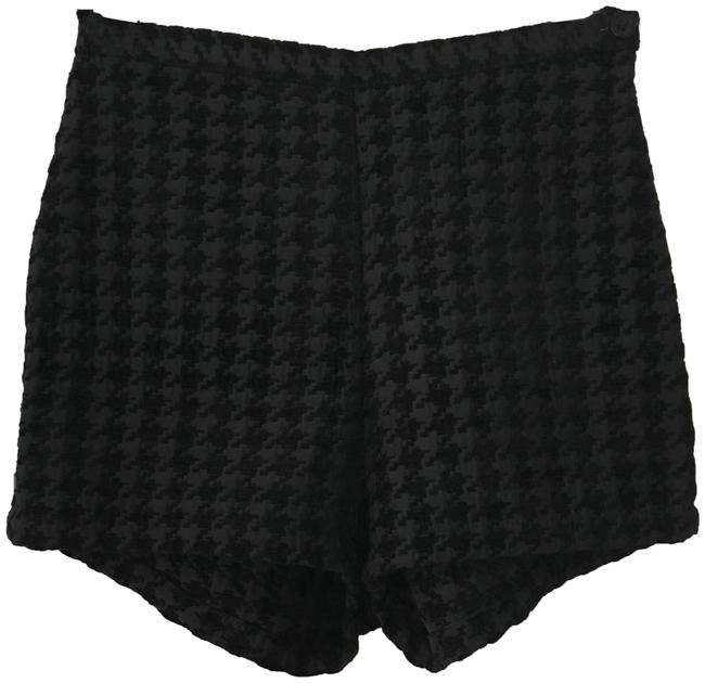 Preload https://img-static.tradesy.com/item/23873068/american-apparel-black-high-waisted-houndstooth-shorts-size-4-s-27-0-1-650-650.jpg
