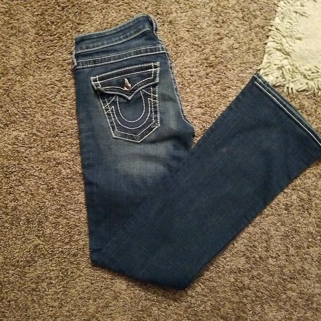 Preload https://img-static.tradesy.com/item/23873110/true-religion-blue-dark-rinse-disco-becky-big-7-boot-cut-jeans-size-27-4-s-0-1-650-650.jpg