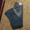 True Religion Boot Cut Jeans-Dark Rinse Image 2