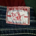 True Religion Boot Cut Jeans-Dark Rinse Image 3