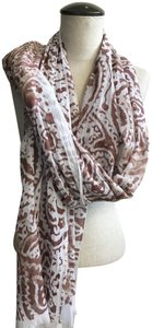 Unbranded Scarves & Wraps Three (3) With Multi-Colors