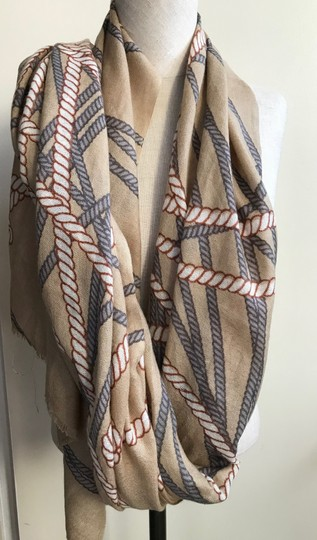 Unbranded Scarves & Wraps Three (3) With Multi-Colors Image 10