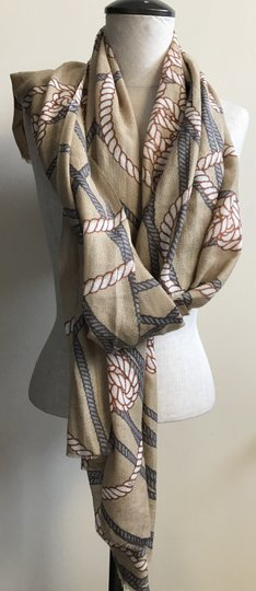 Unbranded Scarves & Wraps Three (3) With Multi-Colors Image 4