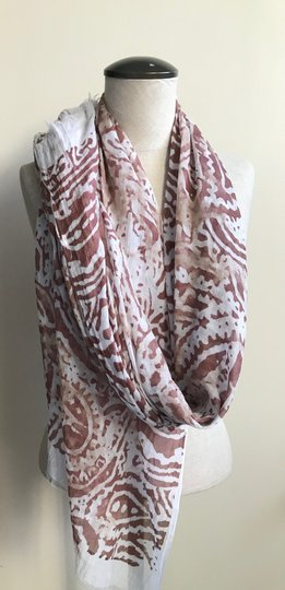 Unbranded Scarves & Wraps Three (3) With Multi-Colors Image 5
