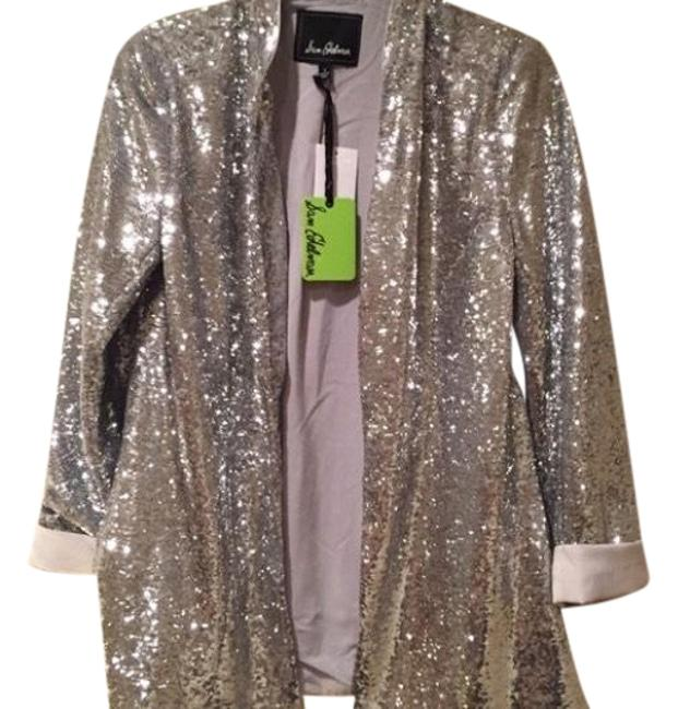 Preload https://img-static.tradesy.com/item/23873238/sam-edelman-silver-sexy-bling-sequins-blazer-size-2-xs-0-2-650-650.jpg