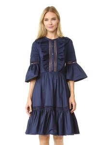 Temperley London Casual Morganne Short Casual Short Dress