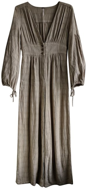 Preload https://img-static.tradesy.com/item/23873453/free-people-flax-linen-long-romperjumpsuit-size-4-s-0-1-650-650.jpg