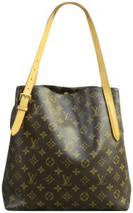Louis Vuitton Voltaire Canvas Shoulder Bag