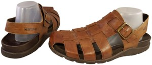 Mephisto Man Made In France Sam brown Sandals