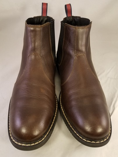 Timberland Man Earthkeeper BROWN Boots Image 2