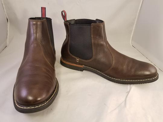 Timberland Man Earthkeeper BROWN Boots Image 3