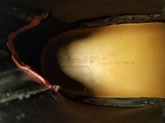 Timberland Man Earthkeeper BROWN Boots Image 7