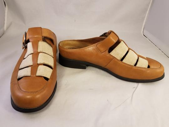 Ariat Rare TAN AND BEIGE Mules Image 2