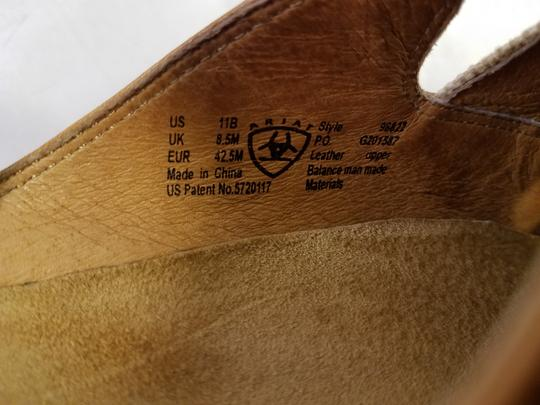 Ariat Rare TAN AND BEIGE Mules Image 8