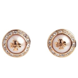 Tory Burch Natalie Stud pearl earrings