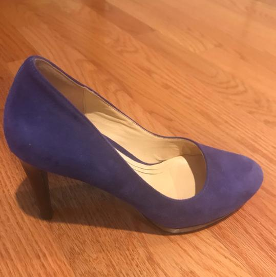 Cole Haan blue Pumps Image 1